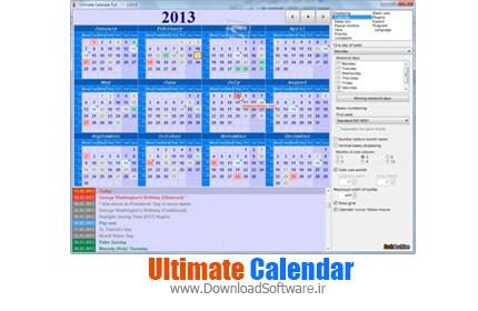 Ultimate-Calendar