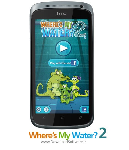 Wheres My Water 2 android game