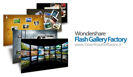 Wondershare Flash Gallery Factory