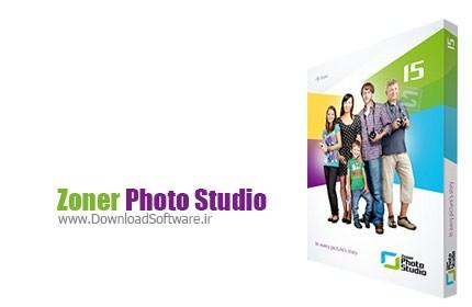 دانلود نرم افزار Zoner Photo Studio Pro