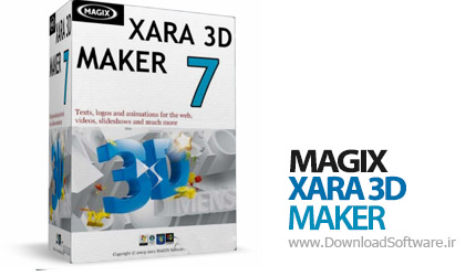 magix xara 3d maker