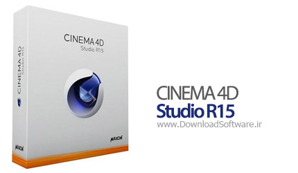 CINEMA 4D Studio r15
