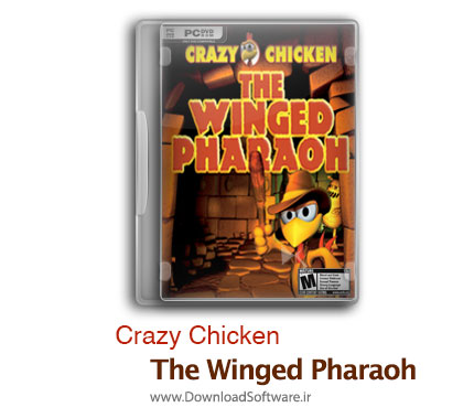 Crazy-Chicken-The-Winged-Pharaoh