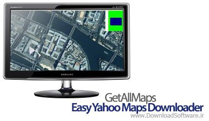 GetAllMaps Easy Yahoo Maps Downloader