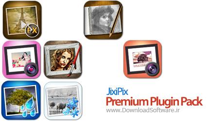 JixiPix Premium Plugin Pack