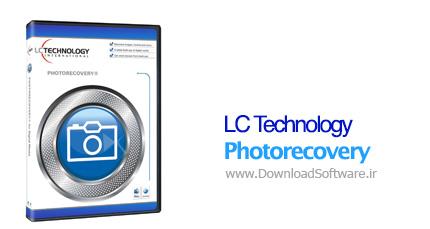 دانلود نرم افزار LC Technology Photorecovery برنامه بازیابی اطلاعات