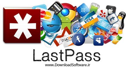 دانلود نرم افزار LastPass Password Manager - برنامه مدیریت پسوردهای اینترنتی