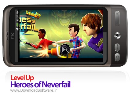 Level-of-Neverfail Android Game