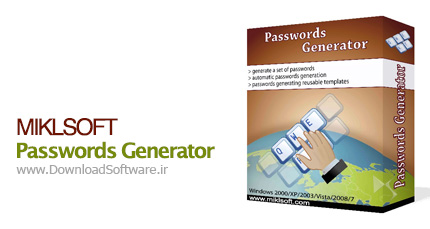 MIKLSOFT-Passwords-Generator