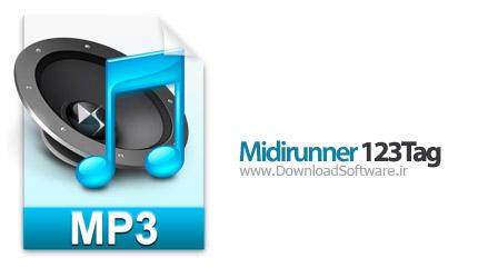 دانلود نرم افزار Midirunner 123Tag برنامه ویرایش تگ های MP3
