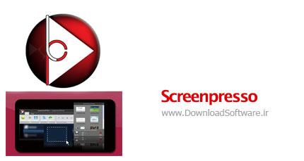 دانلود نرم افزار Screenpresso - عکس برداری از محیط ویندوز