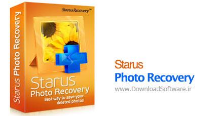 نرم افزار Starus Photo Recovery + portable برنامه بازیابی عکس های پاک شده ویندوز