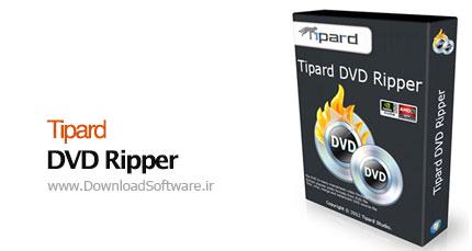 دانلود Tipard DVD Ripper + Platinum نرم افزار مبدل DVD