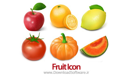 Fruit-and-Vegetable-Icons