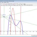 دانلود جدیدترین نسخه برنامه GeoGebra نرم افزار ترسیم اشکال هندسی