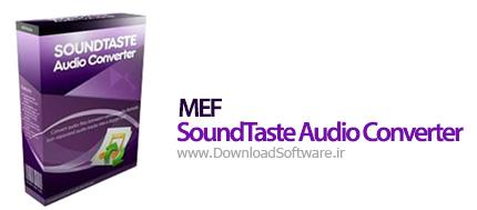 MEFmedia-SoundTaste-Audio-Converter