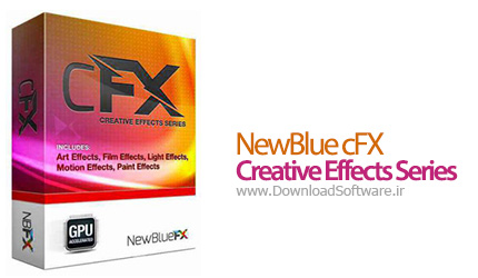 NewBlue-cFX-Creative-Effects-Series