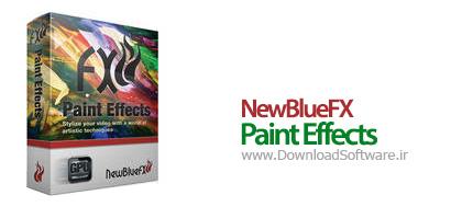 NewBlueFX-Paint-Effects