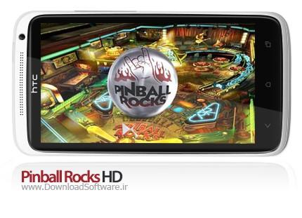 Pinball Rocks HD Android game