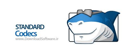 دانلود STANDARD Codecs نرم افزار کدک های ویندوز 7 و 8 و 10
