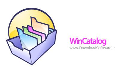 دانلود نرم افزار WinCatalog - برنامه مرتب سازی و دسته بندی فایل ها