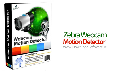 Zebra-Webcam-Motion-Detector