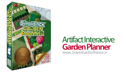 دانلود نرم افزار Artifact Interactive Garden Planner - طراحی باغ و ویلا