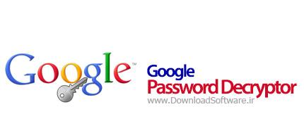 Google-Password-Decryptor