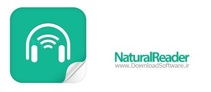 نرم افزار NaturalReader - دانلود رایگان نرم افزار