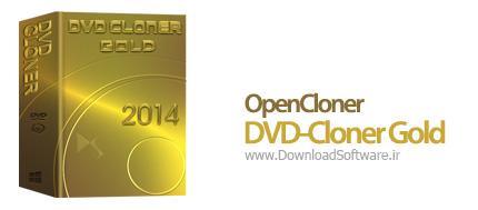 دانلود نرم افزار OpenCloner DVD-Cloner Gold - برنامه کپی دیسکهای بلوری