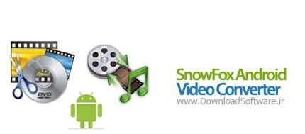 SnowFox-Android-Video-Converter