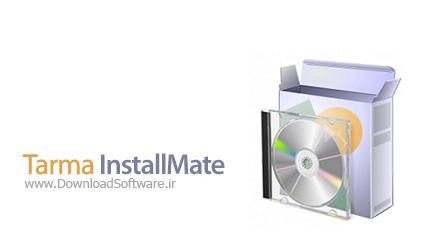 دانلود نرم افزار Tarma InstallMate - برنامه ایجاد برنامه نصب