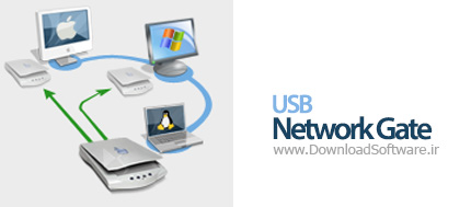 USB Network Gate کنترل دستگاه های متصل به درگاه USB از راه دور