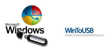 دانلود برنامه WinToUSB + Portable نصب ویندوز از پورت USB