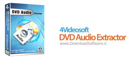 4Videosoft-DVD-Audio-Extractor