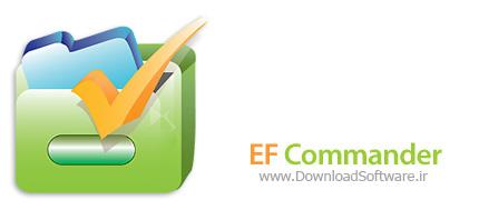 دانلود نرم افزار EF Commander - برنامه مدیریت فایل ها در ویندوز