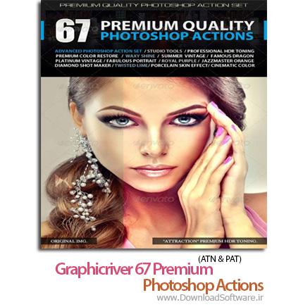 Graphicriver-67-Premium-Photoshop-Actions