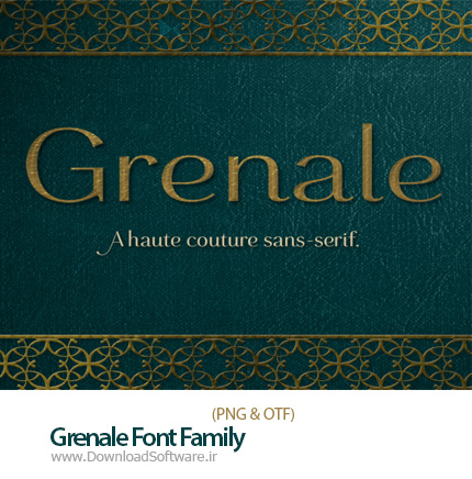 Grenale-Font-Family
