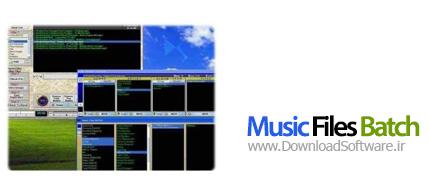 Music-Files-Batch