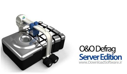 دانلود O&O Defrag Server Edition نرم افزار یکپارچه سازی هارددیسک