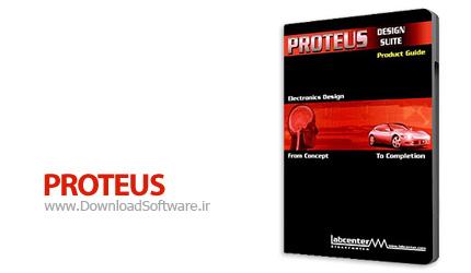 دانلود نرم افزار Proteus Pro برنامه طراحی مدارهای الکترونیکی