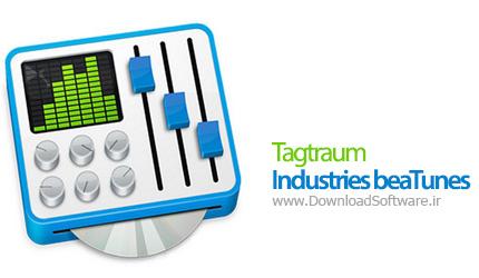دانلود نرم افزار Tagtraum Industries beaTunes - برنامه مدیریت بایگانی
