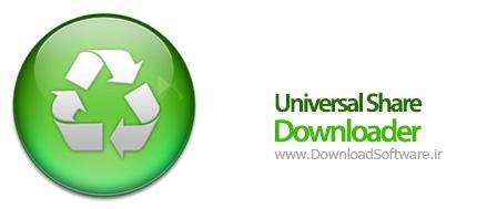 Universal-Share-Downloader