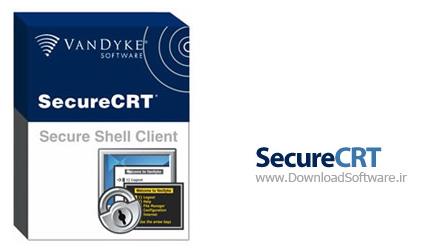 دانلود نرم افزار VanDyke SecureCRT - برنامه افزايش امنيت در محيط شبكه