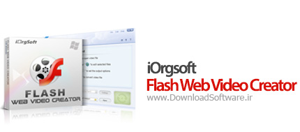 iOrgsoft-Flash-Web-Video-Creator