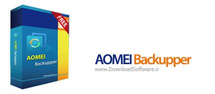 دانلود نرم افزار AOMEI Backupper - بهترین نرم افزار پشتیبان گیری