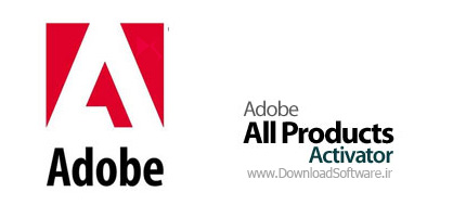 دانلود Adobe All Products Activator کرک محصولات Adobe