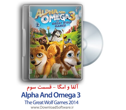 Alpha And Omega 3 The Great Wolf Games 2014