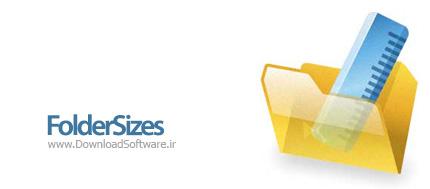 دانلود نرم افزار FolderSizes Enterprise Edition - مدیریت فضای هارد دیسک