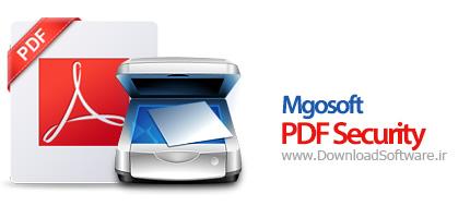 Mgosoft-PDF-Security
